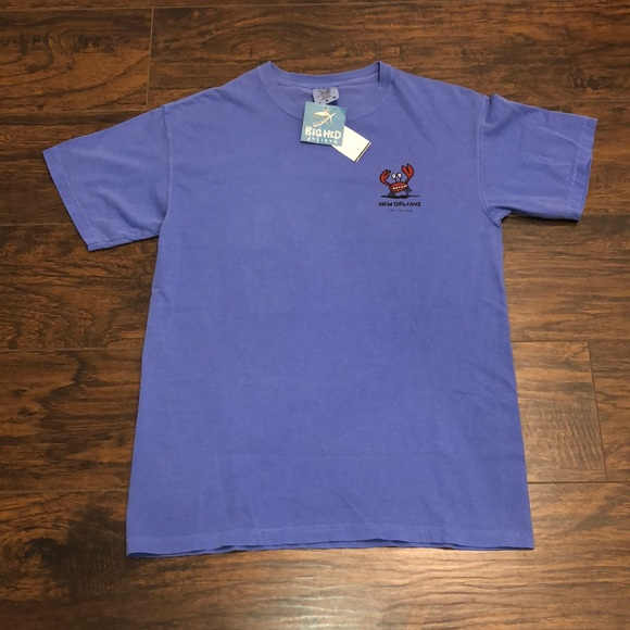 Comfort Colors Other - Big Hed New Orleans Shirt